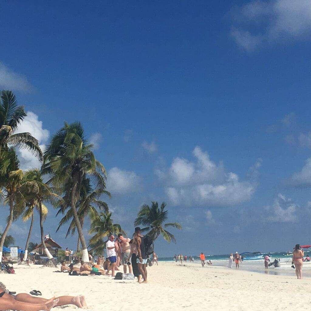 Männer Blog Lifestyle Travel Paradise Beach Tulum Mexiko