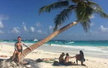 männer lifestyle blog - paradise beach tulum mexiko
