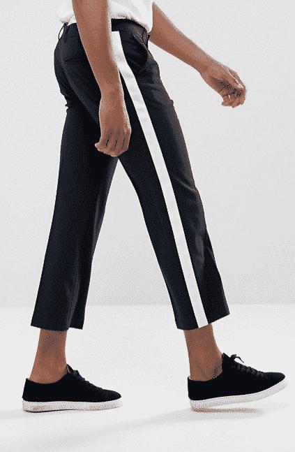 Hose mit Seitenstreifen für Männer