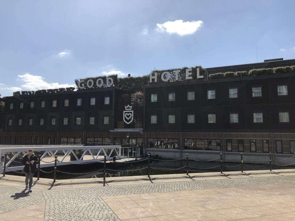Good Hotel London Designhotel