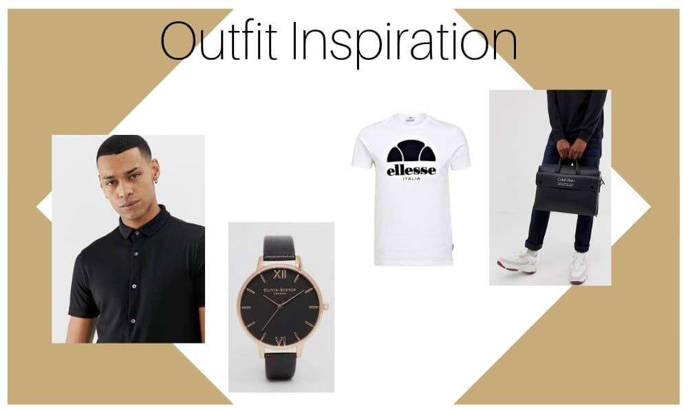 Das Black and White Outfit auf deiner Party - Der Fashion Blog für Männer