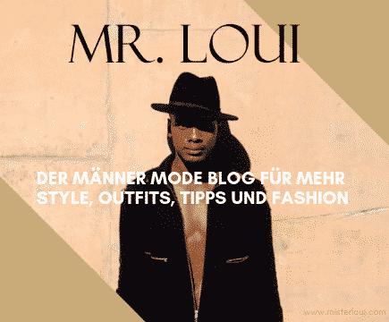 Herren Online-Magazin: Der Fashion Blog für Männer - Trends, Outfits, Stil